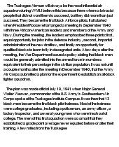 tuskegee airmen at com essay on tuskegee airmen