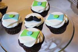 HOUSE OF FOUR Mustache And Bow Tie Themed Baby ShowerBow Tie And Mustache Baby Shower