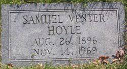 Samuel Vester Hoyle (1896-1969) - Find A Grave Memorial