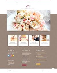Wedding Website Template Enchanting Wedding Website Themes Templates Free Premium Planner Template Table