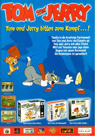 Tom and Jerry in House Trap (2000) promotional art - MobyGames