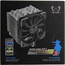 <b>Кулер</b> для процессора <b>Scythe Mugen 5</b> Rev.B — купить в городе ...