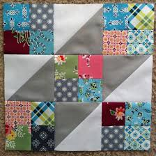 89 best Four patch Quilt blocks images on Pinterest | Quilt blocks ... & Jacob's Ladder Block Here are the stats for this quilt: 320 squares 64  half-square triangles 80 four-patch units 16 blocks 1 quilt. Adamdwight.com