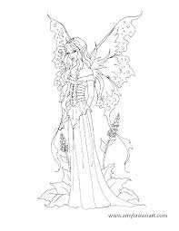 Free Printable Fairy Coloring Pages Coloring Pages Of Fairies Free