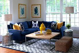 captivating navy blue sectional sofa and navy sectional sofa with white piping lunex