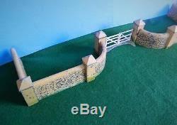 ebay farm and garden. britains 1930 rare lead farm garden series 14 pc english flint wall from set 22f ebay and