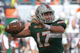 Miami Qb Depth Chart Former Miami Qb Cade Weldon To Transfer To Etsu Marky