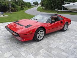 Come test drive a ferrari today! Classic Ferrari 308 For Sale On Classiccars Com