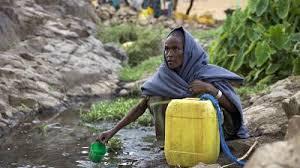 """Résultat de recherche d'images pour """"l'accès à l'eau en afrique"""""""