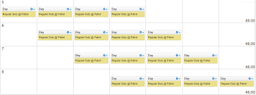 You need at least an hour to hand stuff off. 7 Different 12 Hour Shift Schedule Examples To Cover Round The Clock