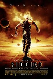 Póster The Chronicles of Riddick 3 2013
