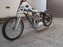 triumph drag bike 4 sale