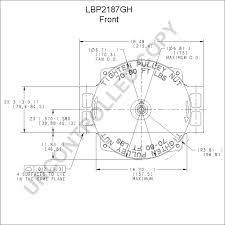 prestolite 8rg2112 alternator wiring diagram prestolite description lbp2187gh dim f prestolite rg alternator wiring diagram