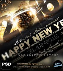 New Year Flyers Template 29 New Year Flyer Templates Psd Eps Indesign Word