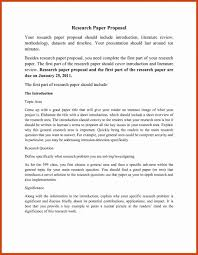 research paper on blogs example outline