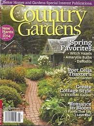 country gardens magazine. Modren Magazine Image Is Loading CountryGardensmagazine SpringflowersCottagestyleRomance With Country Gardens Magazine