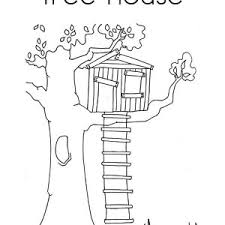 Small Picture Treehouse of Birds Coloring Page Treehouse of Birds Coloring Page