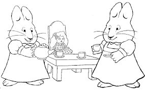 Small Picture Max And Ruby Coloring Pages Enjoy Coloring We Heart It 18146