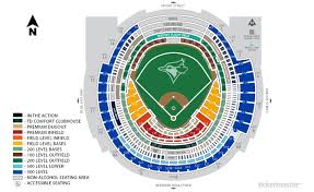 Rogers Skydome Seating Chart Ways And Transport To Rogers Centre Official Website