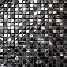 le crystal mosaic diamond silver