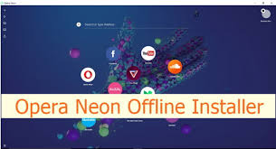 Cross sync helps you to keep bookmarks or tabs to be available from mobile to desktop. Download Opera Neon Offline Installer For Windows Pc Laptop
