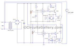ac automatic voltage regulator circuit diagram ireleast info voltage stabilizer circuit diagram ac voltage low voltage wiring circuit