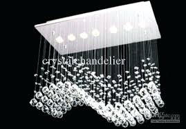 full size of modern raindrop crystal rectangular chandelier lighting crystals rain drop droplets home improvement scenic