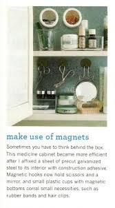 Medicine Cabinet Magnet 25 Bathroom Organizers Medicine Medicine Cabinets And Cabinets