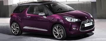 the ds 3 is already a funky looking car but this optional colour really makes it stick out it s rich and deep and changes according to how the light is