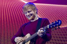 Ed Sheeran Named U K Chart Artist Of The Decade