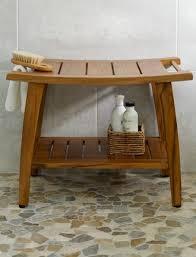 302 best bath essentials images on bathrooms master within teak stool plan 14