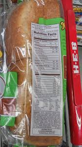 nature s own net 7 carbs