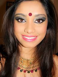 indian makeup tutorial indian bridal party reception makeup entry for nyx face award
