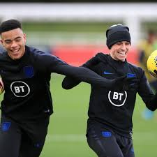 I think mason mount and phil foden could be two of the best players in the world in the future. England Foden Greenwood Sent Home Mount Royal Soccer