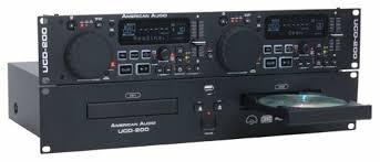 Купить DJ <b>CD</b>-<b>проигрыватель American Audio UCD-200</b> по ...