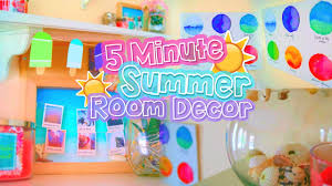 diy room decor projects for summer diy minute room decor cute summer projects that you must