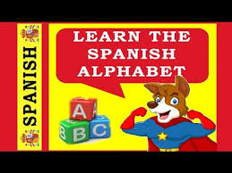Spanish Alphabet Pronunciation Chart Spanish Alphabet Pronunciation For Beginners