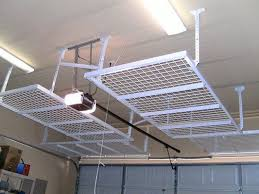 garage ceiling storage. Garage Ceiling Storage Ideas Overhead Units Are Great For Going Over The Door With
