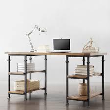 industrial look furniture. 57 Most Great Industrial Look Furniture Writing Desk Rustic Table With Drawers Bed Ingenuity N