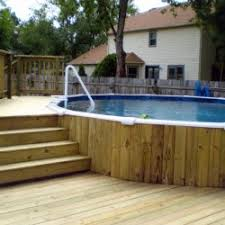 Above ground pool with deck attached to house Two Level Above Ground Pool Deck Plans Attached To House Luxury Above Ground Lava Lamp Floor Lamp Backyard Above Ground Pool Ideas Luxury Ground Pool Deck Plans