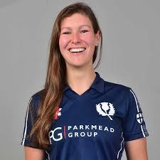 Katie McGill – Cricket Scotland