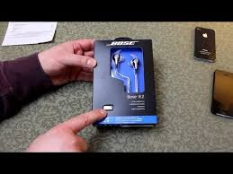 bose headphones sport box. bose ie2 - in-ear headphones unboxing + how to determine a genuine product \u0026 not fake youtube bose sport box