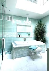 glass tile bathroom ideas sea tiles design decorating terrific beach wall amazing modern with seafoam sea glass