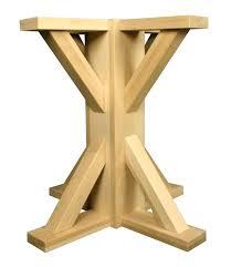 diy round table base table base ideas outdoor pedestal table bases best pedestal table base ideas on pedestal round table base diy baseball end table