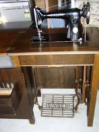 Treadle Sewing Machine Cabinet Sewing Vintage Sewing Machine
