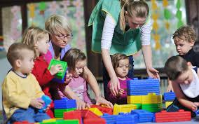 Nursery Teacher The Role Of A Nursery Teacher In Forming A Childs Foundation Ap