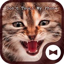 The most fashionable and popular cool pictures are waiting for you in our application dont touch my phone wallpaper hd theme! Download Cat Wallpaper Don T Touch My Phone Theme 1 0 0 1000 Apk For Android Apkdl In