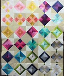 Beautiful quilt shop in Ontario, Canada. Online quiltshop ... & free tutorial = Ombre Jelly Roll quilt at Kelly's Quilting Bee Adamdwight.com