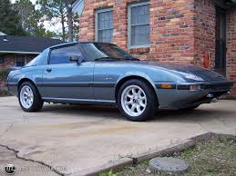 mazda rx7 1985. photo of a 1985 mazda rx7 gtx turbo hotrocket85 rx7 1