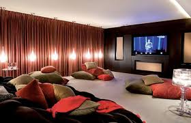 modern interior design medium size cool home theater decorating items decor home theater